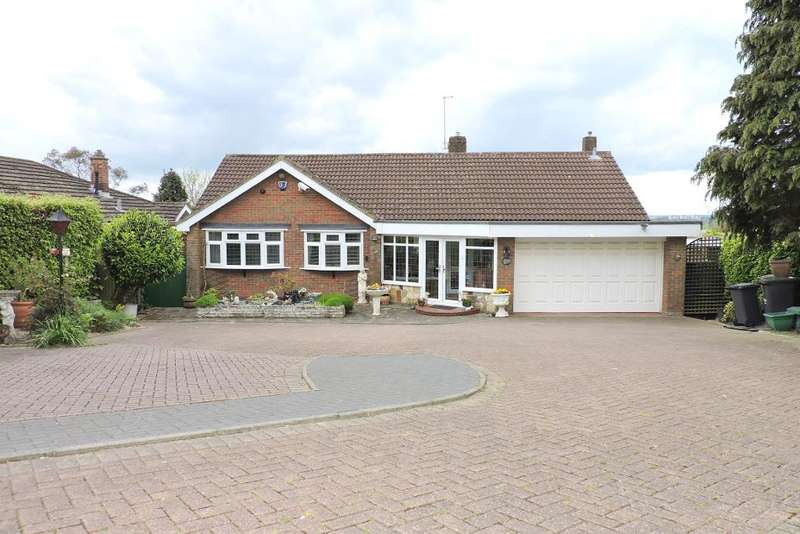 3 Bedrooms Detached House for sale in Wendover Way, Luton, Bedfordshire, LU2 7LS