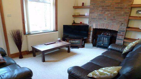 2 Bedrooms End Of Terrace House for sale in Claremont Street, Kimberworth, Rotherham S61