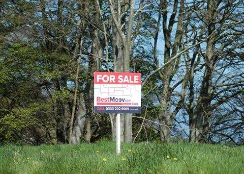 Land Commercial for sale in Lunan Woods, Garmouth, Morayshire, IV32