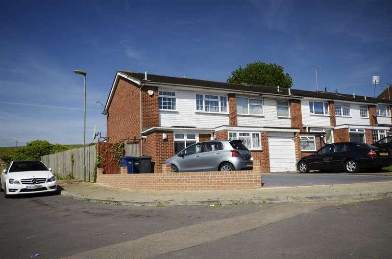 3 Bedrooms End Of Terrace House for sale in Howard Close, London
