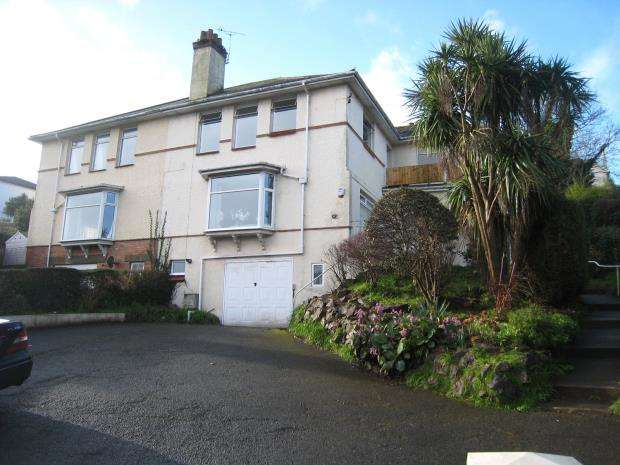 3 Bedrooms Flat for sale in Dartmouth Road, Paignton, Devon