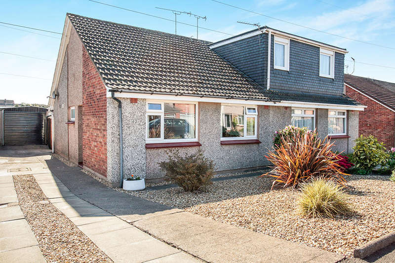 2 Bedrooms Semi Detached Bungalow for sale in Barnton Road, Dumfries, DG1