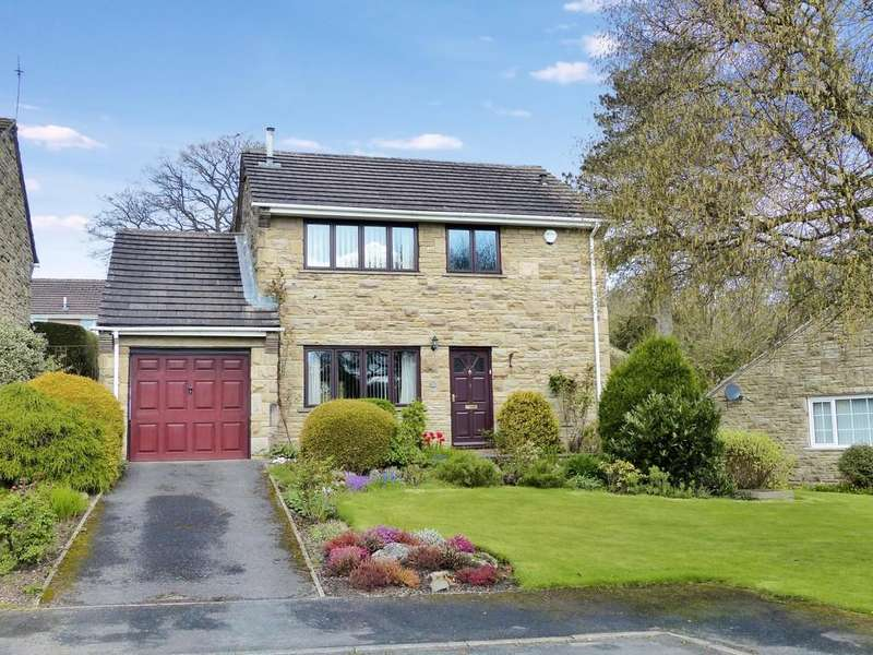 4 Bedrooms Detached House for sale in Rockwood Close, Skipton