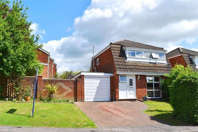 3 Bedrooms Detached House for sale in Bideford Green, Linslade