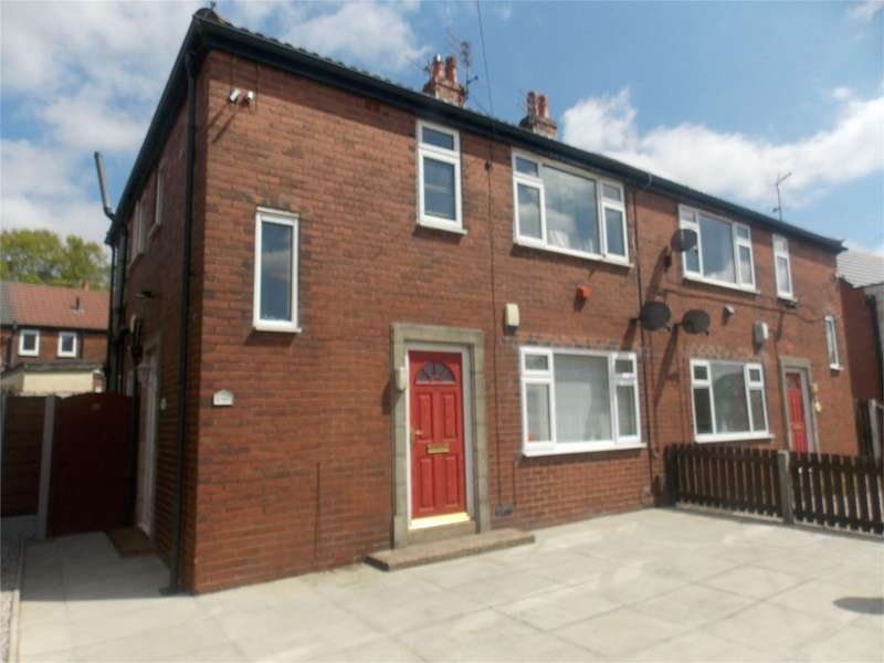1 Bedroom Flat for sale in Milnthorpe Road, Breightmet, Bolton, Lancashire