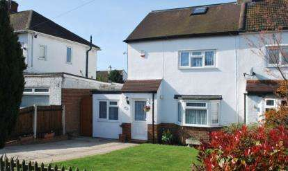 4 Bedrooms Semi Detached House for sale in Rookesley Road, Orpington