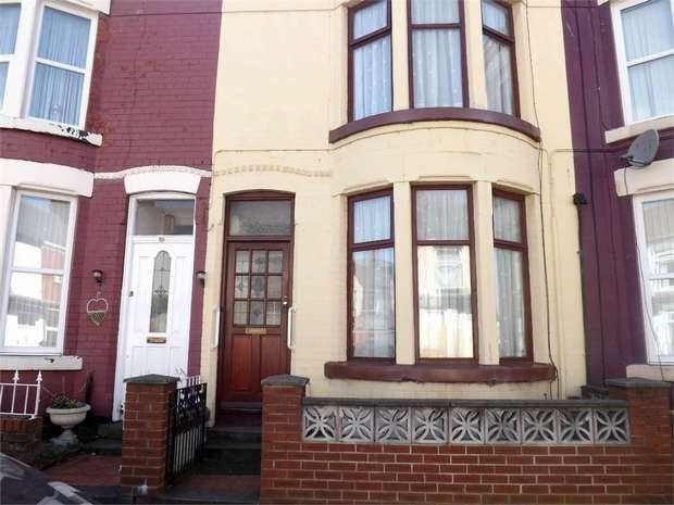 3 Bedrooms Terraced House for sale in Waltham Road, Liverpool, Merseyside