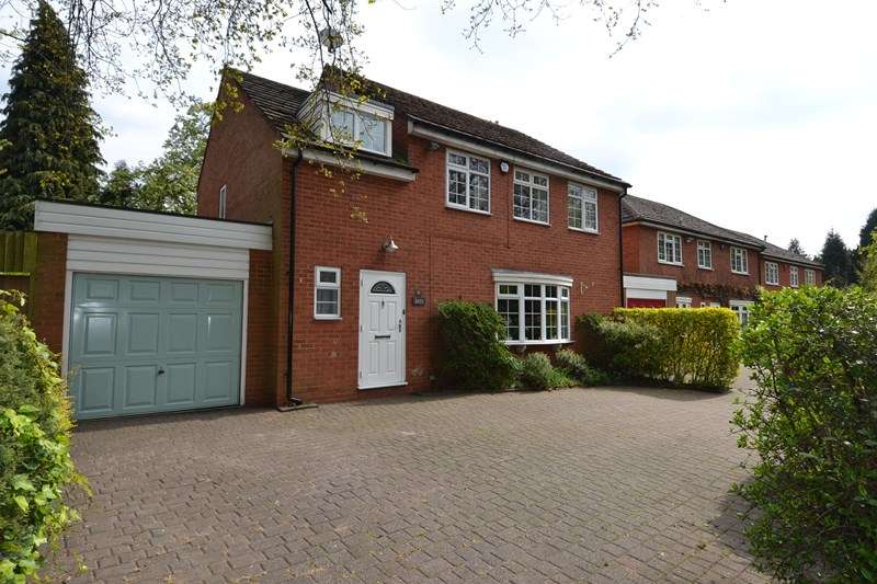 4 Bedrooms Detached House for sale in Russell Road, Moseley, Birmingham
