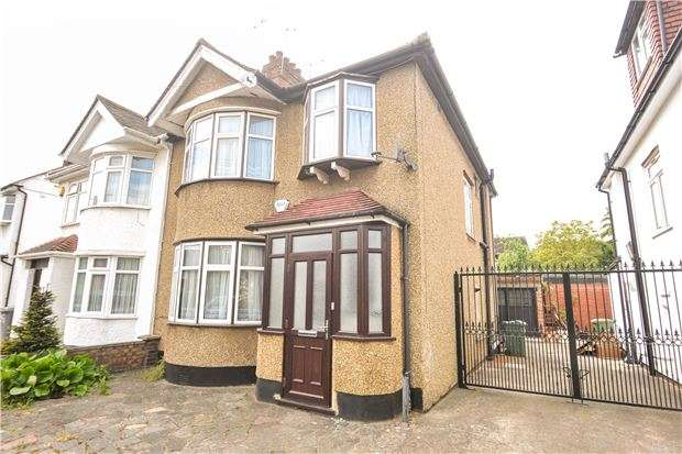 3 Bedrooms Semi Detached House for sale in Bacon Lane, KINGSBURY, NW9 9AY