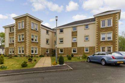 3 Bedrooms Flat for sale in Bruce Avenue, Motherwell, North Lanarkshire