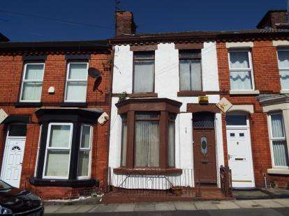 2 Bedrooms Terraced House for sale in Colinton Street, Wavertree, Liverpool, Merseyside, L15