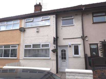 3 Bedrooms Terraced House for sale in Bellamy Road, Liverpool, Merseyside, L4