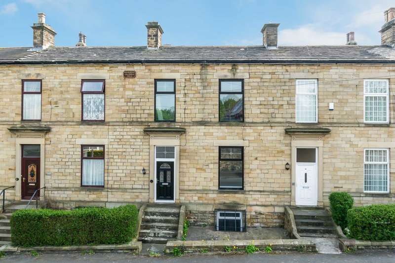 3 Bedrooms Terraced House for sale in Thorncliffe Rd, Batley