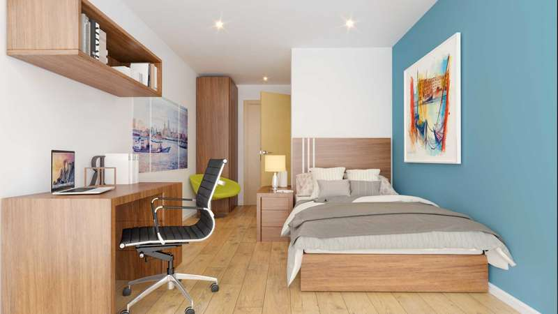 1 Bedroom Apartment Flat for sale in Pheonix Place, Liverpool