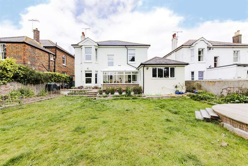 4 Bedrooms Detached House for sale in 'The Willows' Winchester Road , Worthing, West Sussex, BN11 4DJ