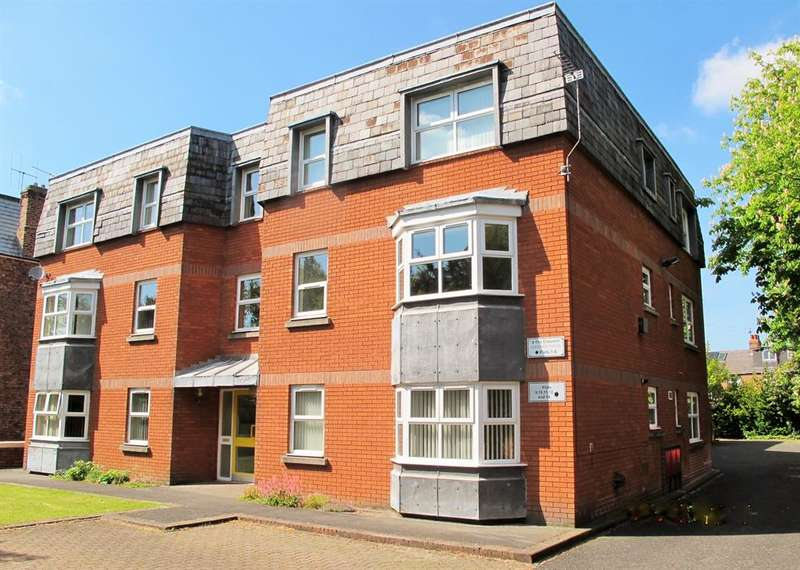2 Bedrooms Flat for sale in The Crescent, Linthorpe, Middlesbrough, TS5 6SJ