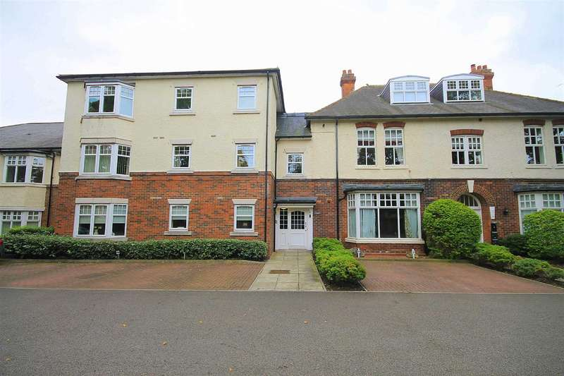 2 Bedrooms Apartment Flat for sale in Belmont Court, Belmont