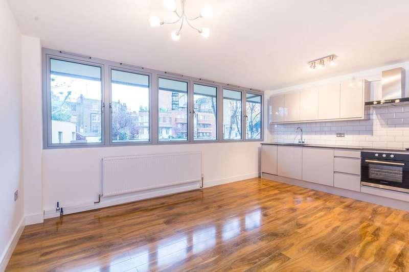 2 Bedrooms Flat for sale in Millman Street, Bloomsbury, WC1N