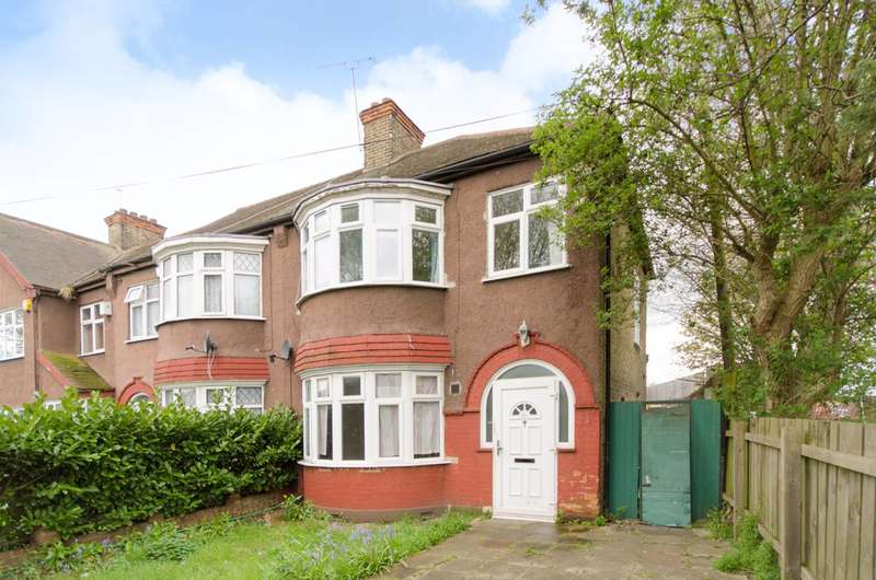 3 Bedrooms End Of Terrace House for sale in Woodgrange Terrace, Great Cambridge Road, Bush Hill Park, EN1