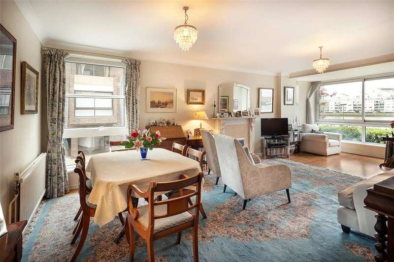 2 Bedrooms Flat for sale in Valiant House, Vicarage Crescent, London, SW11