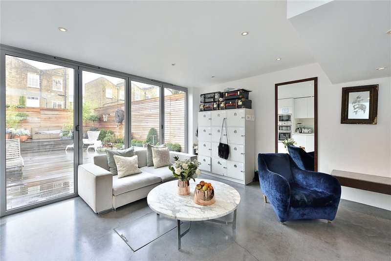 4 Bedrooms Terraced House for sale in Ufton Grove, London, N1