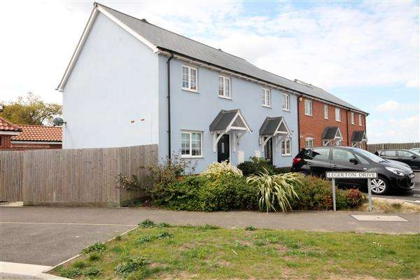3 Bedrooms House for sale in Legerton Drive, Clacton on Sea