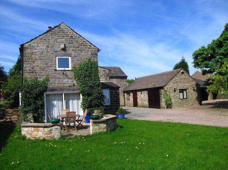 3 Bedrooms Farm House Character Property for rent in Ring O Firs Farm, 22 Ringinglow Village