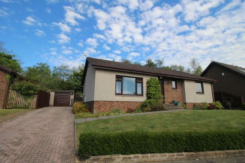 3 Bedrooms Detached Bungalow for sale in Parbroath Road, Glenrothes, KY7