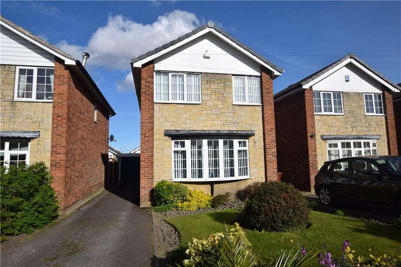 3 Bedrooms Detached House for sale in Beechfield, Leeds, West Yorkshire