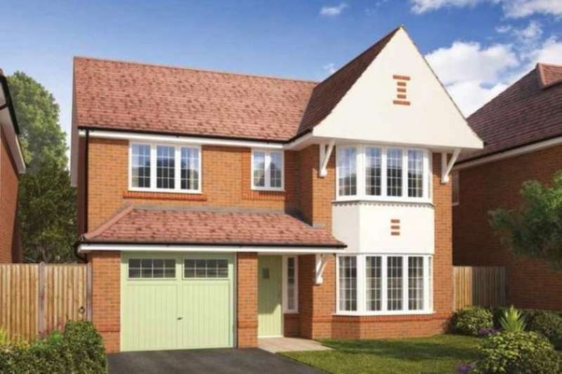 4 Bedrooms Detached House for sale in Cranleigh Drive, Worsley, Manchester, M28