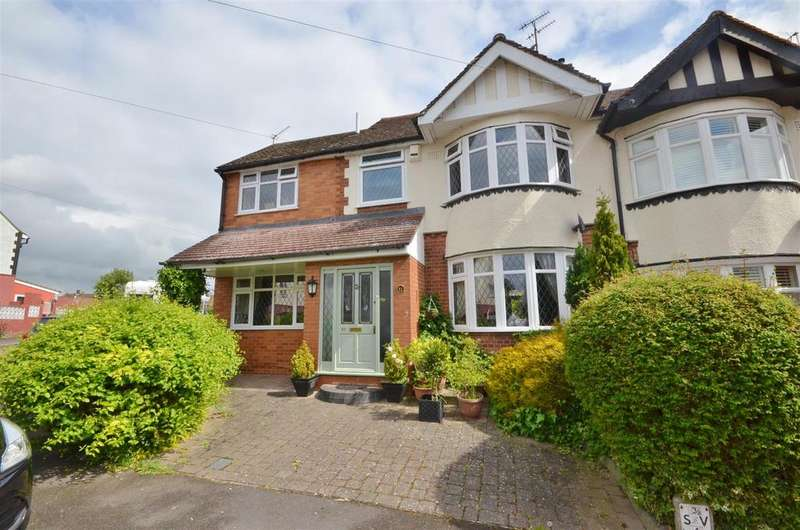 4 Bedrooms Semi Detached House for sale in Limbury