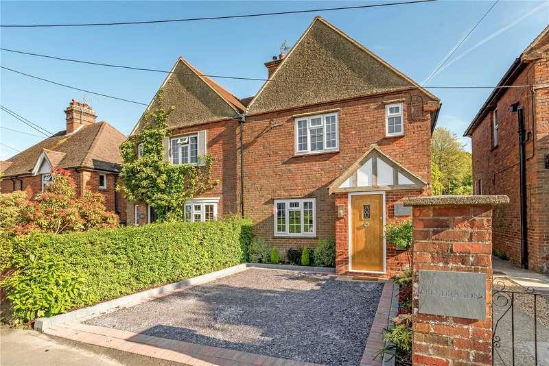 3 Bedrooms Semi Detached House for sale in Ridgley Road, Chiddingfold, Godalming, Surrey, GU8