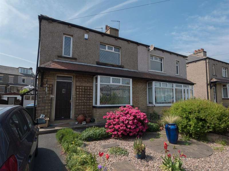 3 Bedrooms Semi Detached House for sale in Leeds Road, Bradford, BD2 3LQ