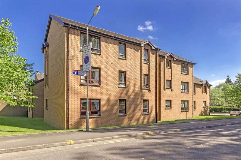 2 Bedrooms Flat for sale in 0/1, 8 Nutberry Court, Mount Florida, Glasgow, G42