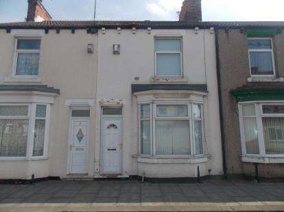 2 Bedrooms Terraced House for sale in Henry Street, North Ormesby, Middlesbrough