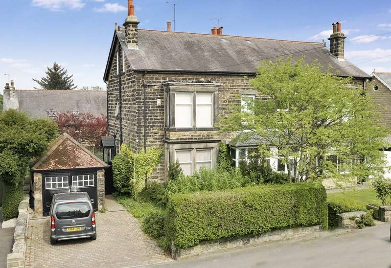 7 Bedrooms Semi Detached House for sale in Tewit Well Road, Harrogate