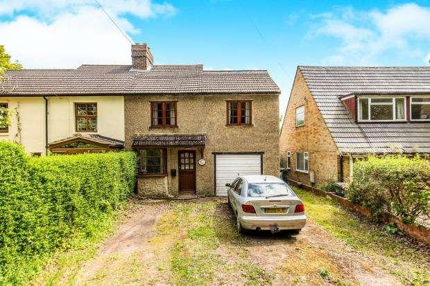 3 Bedrooms Semi Detached House for sale in Ash, Aldershot, Surrey