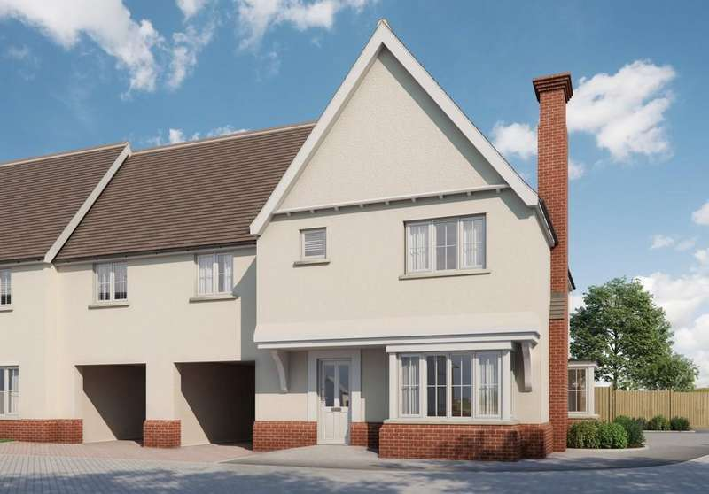 4 Bedrooms Link Detached House for sale in Meadow House, The Street, High Roding