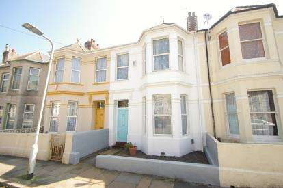 4 Bedrooms Terraced House for sale in St. Judes, Plymouth