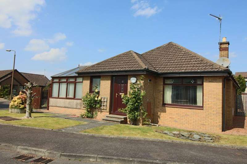 3 Bedrooms Detached Bungalow for sale in Abbot Road, Stirling, FK7 7UG