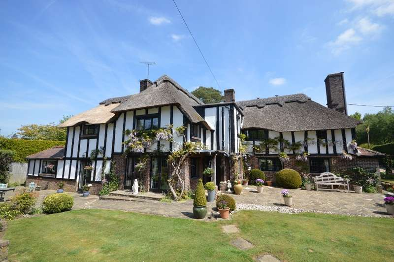 5 Bedrooms Detached House for sale in Common Hill, West Chiltington, RH20