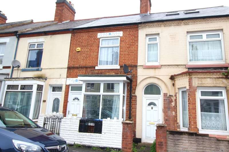 3 Bedrooms Property for sale in Queens Road, Hinckley, LE10