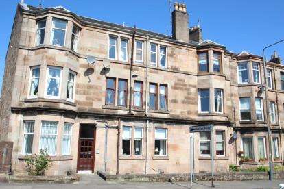 2 Bedrooms Flat for sale in Cardwell Road, Gourock
