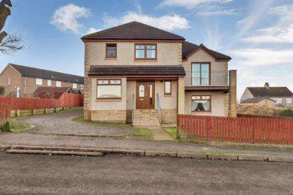4 Bedrooms Detached House for sale in Springhill Road, Douglas