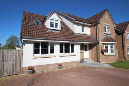 4 Bedrooms Detached House for sale in Deaconsbrook Lane, Mearns Gate