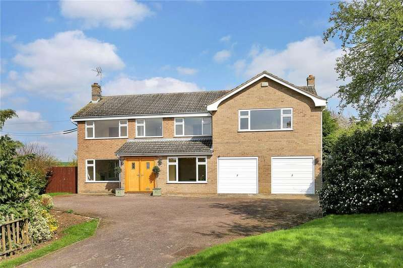 House for sale in Manthorpe, Bourne, Lincolnshire