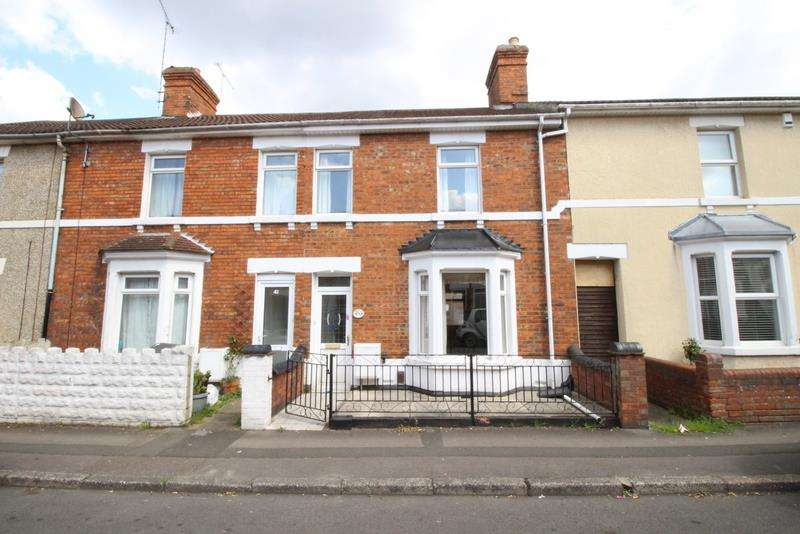 3 Bedrooms Property for sale in Hythe Road, Old Town, Swindon