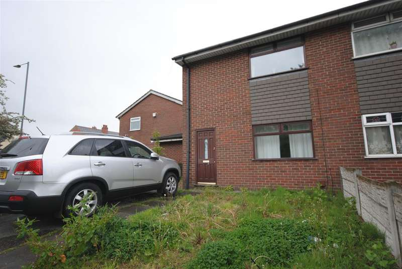 3 Bedrooms Semi Detached House for sale in Woodhouse Lane, Springfield, Wigan