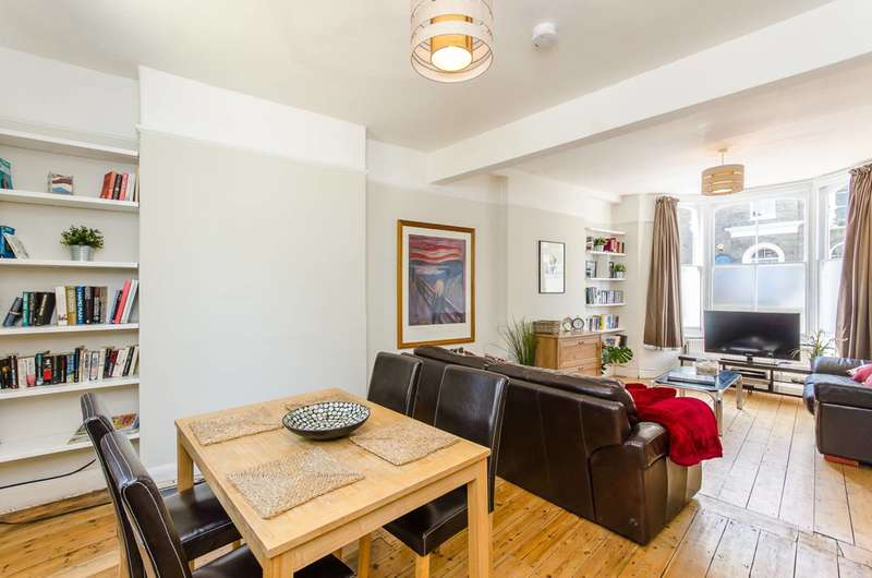 8 Bedrooms House for sale in Stockwell Green, Clapham North, SW9