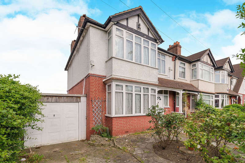 3 Bedrooms Semi Detached House for sale in Plough Lane, Wallington, SM6